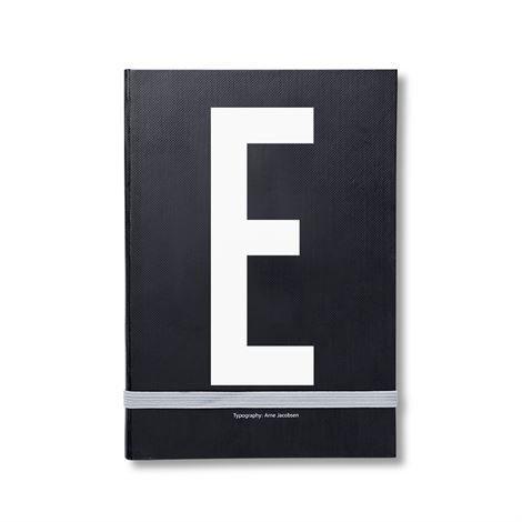 Design Letters Henkilökohtainen Muistikirja E