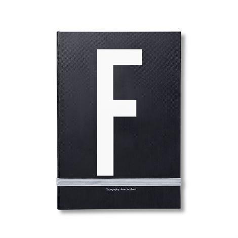 Design Letters Henkilökohtainen Muistikirja F