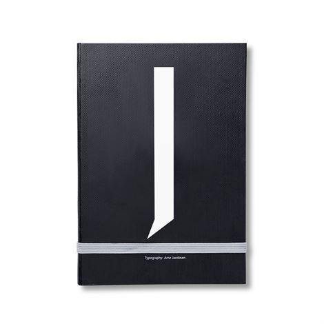 Design Letters Henkilökohtainen Muistikirja J