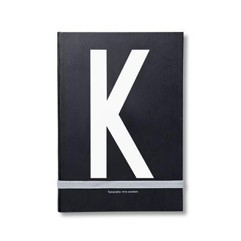 Design Letters Henkilökohtainen Muistikirja K