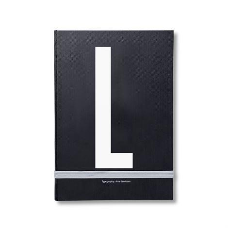 Design Letters Henkilökohtainen Muistikirja L