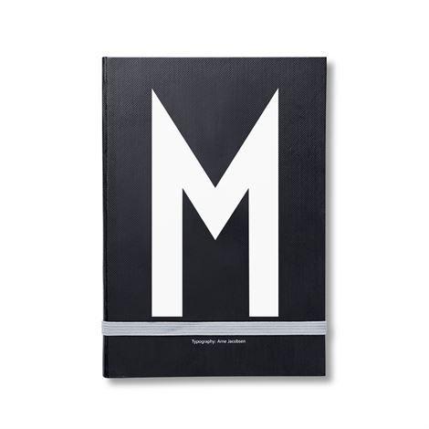 Design Letters Henkilökohtainen Muistikirja M