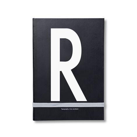 Design Letters Henkilökohtainen Muistikirja R