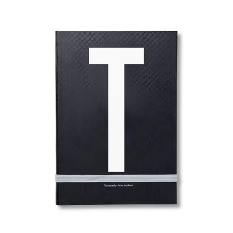 Design Letters Henkilökohtainen Muistikirja T