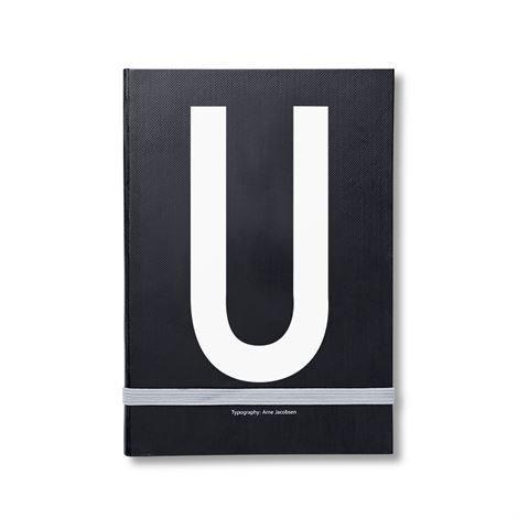 Design Letters Henkilökohtainen Muistikirja U