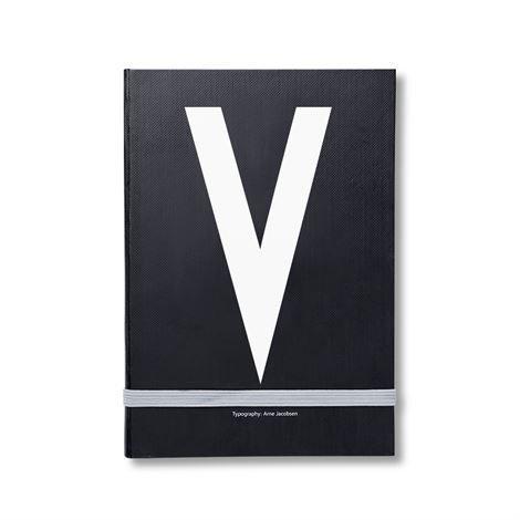 Design Letters Henkilökohtainen Muistikirja V