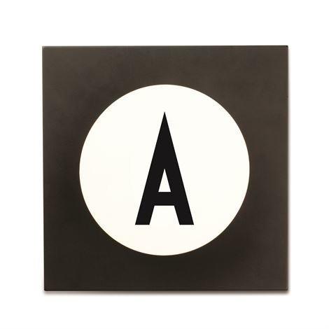Design Letters Hook2 Kirjainkoukku A