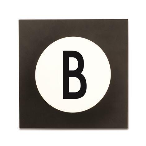 Design Letters Hook2 Kirjainkoukku B