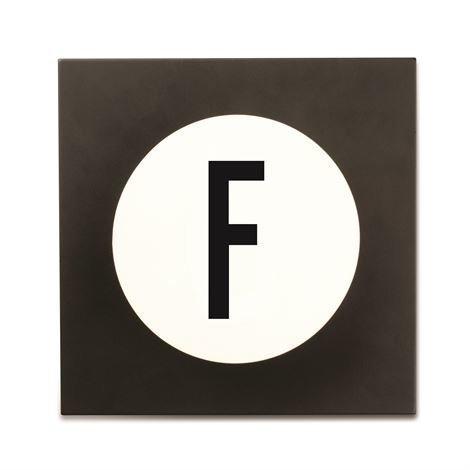 Design Letters Hook2 Kirjainkoukku F