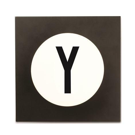 Design Letters Hook2 Kirjainkoukku Y