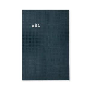 Design Letters Ilmoitustaulu A3 Tummanvihreä