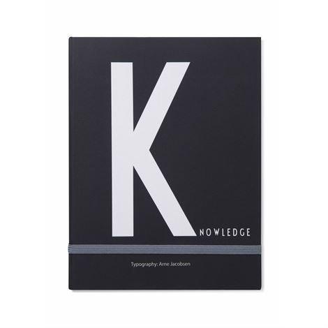 Design Letters Muistikirja K