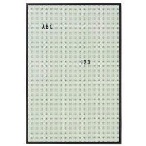 Design Letters Muistitaulu A2 Vihreä
