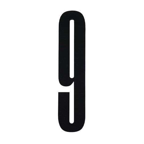 Design Letters Numerot Akryyli 9