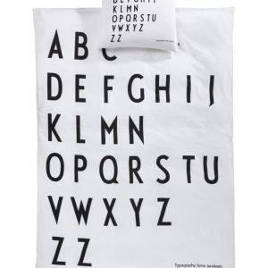 Design Letters Pussilakanasetti 150 X 210 cm + 50 X 60 cm