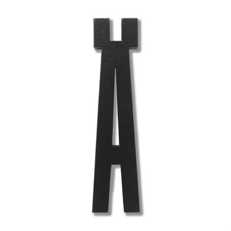 Design Letters Puukirjain Ä
