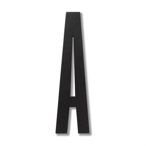 Design Letters Puukirjain A