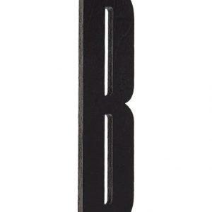 Design Letters Puukirjain B