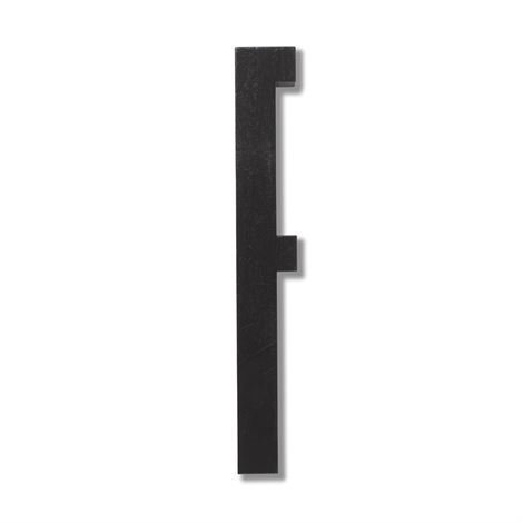 Design Letters Puukirjain F