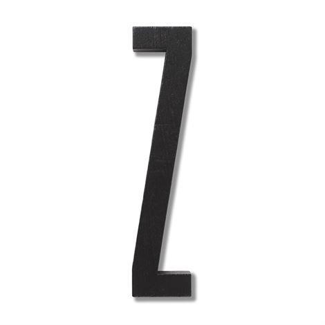 Design Letters Puukirjain Z
