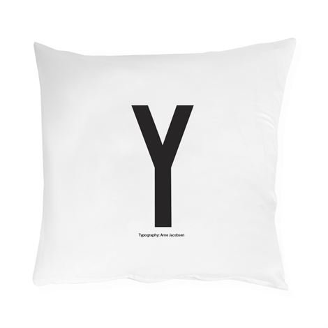 Design Letters Tyynyliina 60x50 cm Y