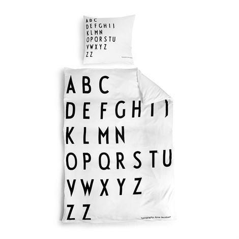 Design Letters Vuodevaatesetti 140x200 cm