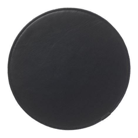 Designers Eye Dot-Leather Istuintyyny Musta
