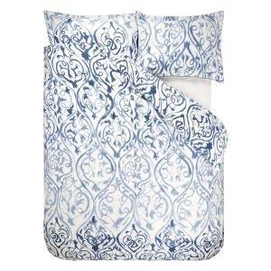 Designers Guild Arabesque Indigo Vuodesetti 220x220 Cm