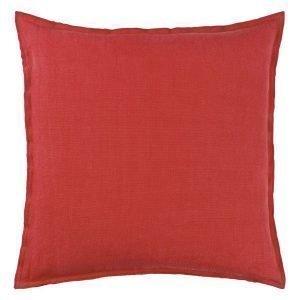 Designers Guild Brera Lino Scarlet Tyyny 45x45 Cm