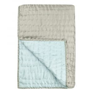 Designers Guild Chenevard Pebble / Duck Egg Xl Quilt 254x279 Cm
