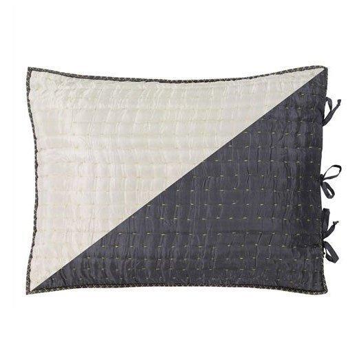 Designers Guild Chenevard Silver & Slate Tyynynpäällinen 50x75 Cm
