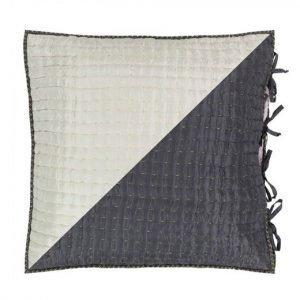 Designers Guild Chenevard Silver & Slate Tyynynpäällinen 65x65 Cm
