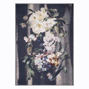 Designers Guild Delft Flower Noir Huopa 130x180 Cm
