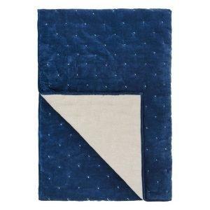 Designers Guild Sevanti Indigo Quilt 240x260 Cm