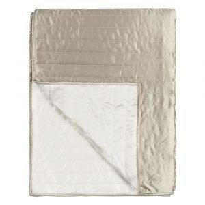 Designers Guild Tiber Chalk / Linen Päiväpeite 230x230 Cm