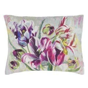 Designers Guild Tulipa Stellata Fuchsia Tyyny 60x45 Cm