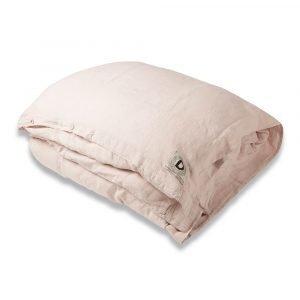 Dirty Linen Animeaux Pussilakana Pink Blush 150x210 Cm