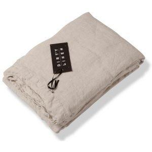 Dirty Linen Dirty Aluslakana Beige 270x270 Cm