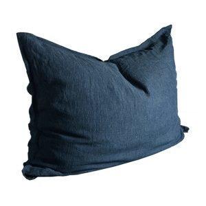 Dirty Linen Pure Tyynynpäällinen Denim 70x100 Cm