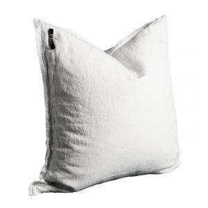 Dirty Linen Pure Tyynynpäällinen Very White 60x60 Cm