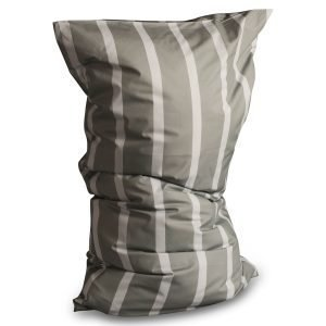 Dirty Linen Randy Head Tyynyliina Stone / Light Grey 50x90 Cm