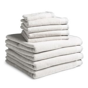 Dirty Linen Terry R Eco Pyyheliina Milky 30x50 Cm