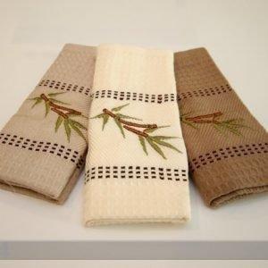 Dossa Bambu Käsipyyhe 45x95 Cm