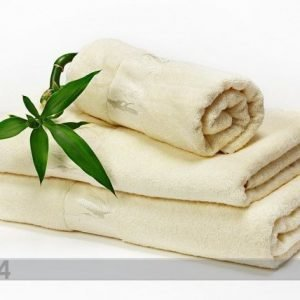 Dossa Bambu Pyyheliina Norsunluu 70x140 Cm