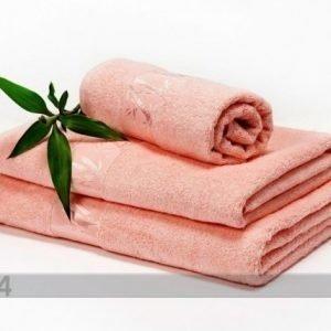 Dossa Bambu Pyyhkeet Aprikoosi