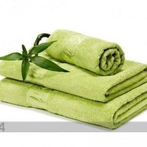 Dossa Bambu Pyyhkeet Kirkas Vihreä