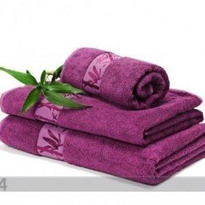 Dossa Bambu Pyyhkeet Liila