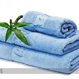 Dossa Bambu Pyyhkeet Sininen