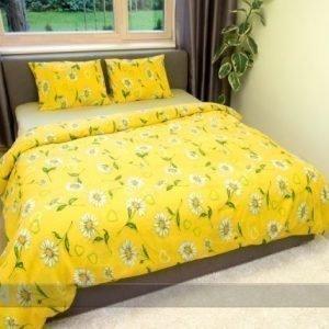 Dossa Tyynyliina Yellow Meadow 50x60 Cm