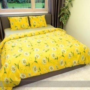 Dossa Tyynyliina Yellow Meadow 50x70 Cm